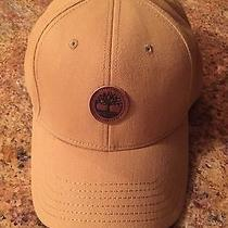 Timberland Baseball Cap Hat Snapback Adjustable in Biege. Nwt Retail 25 Photo