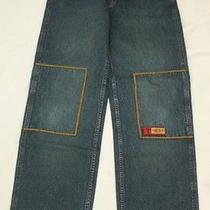Timberland Blue Jeans Boy Teen 18 Classic Style Straight Photo
