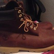 Timberland Boots- Brown Leather Photo