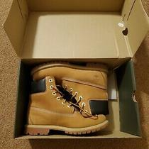 Timberland Boots Women's 8 6in Prem Wht Photo