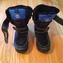 Timberland Boys Winter Boots Photo