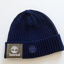 Timberland Fitted Knit Watch Cap Men's Beanie One Size New Photo