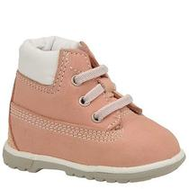 Timberland Girls Crib Bootie (Infant) Sz 0m Photo