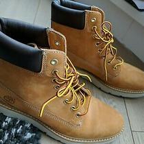 Timberland Kenniston Sneaker Boot  8  Women Yellow Mustard Shoes Photo