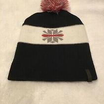 Timberland Knit Winter Hat Guc Photo