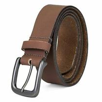 Timberland Men's 35mm Classic Jean Belt Brown 32 Brown Size 32 1uty Photo