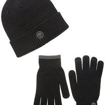 Timberland Men's Fitted Watch Cap and Stretch Glove Gift Set Photo