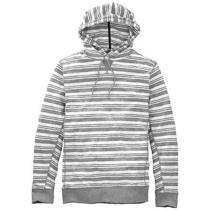 Timberland Men's Herring River Lightweight Striped Jersey Hoodie Style 6721j Photo
