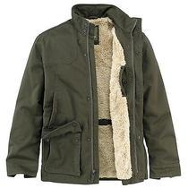 Timberland Men's Ragged Mountain Fleece-Lined Barn Coat - L Photo