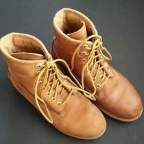 Timberland Mens Boots Sz 7.5 M 6