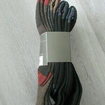 Timberland Mens Comfort Crew Socks 4 Pairs Photo