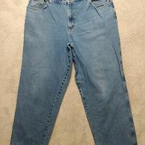 Timberland Pro Series Mens Denim Jeans Blue Medium Wash Size 40x30 Photo