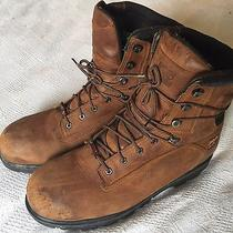 Timberland Pro Series Thinsolate Waterproof Steel Toe Work Boots Men's Size 14m Photo