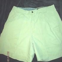 Timberland Shorts Mens Womens Sz 34 Double Seat Area Cargo Pockets Work Wear  Photo