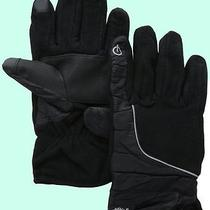 Timberland Softshell & Wind Proof Fleece Gloves With Touchscreen Black Size - L Photo