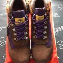 Timberland Supreme Field Boot Leopard Duck Camo Box Logo Ig Soledoutnyc Photo