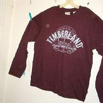 Timberland T-Shirt  L/s Timberland Boots and Gear Size Xl Brand New Photo