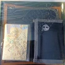 Timberland Wallet and Cd Wallet Gift Set Photo
