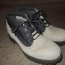 Timberland Waterproof Ankle Boot Men's Sz 12  Gray Photo