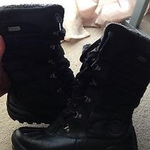 Timberland Waterproof Womens Snow Winter Boots 9 Photo