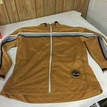 Timberland Xl Gold Jacket See Pictures/description Photo