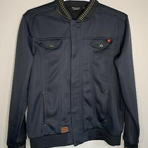 Timeless Elements Mcdonalds Softshell Work Uniform Jacket Gray Size Large Photo