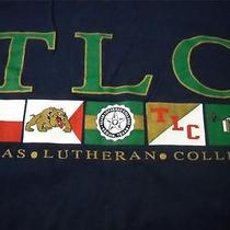 Tlc Texas Lutheran College Bulldogs T-Shirt Xl 100% Cotton Photo