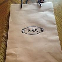 Tod's Gift Empty Bag Photo