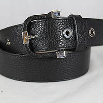 Tod's Pebbled Genuine Leather Belt Photo