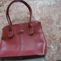 Tod's Red Purse Photo