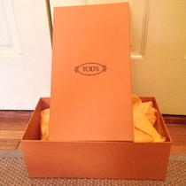 Tod's Shoe Box for Flats Photo