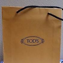 Tod's Shopping Bag/gift Bag Photo