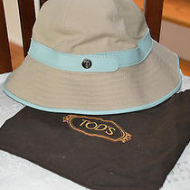 Tods Summer  Womens Hat Photo