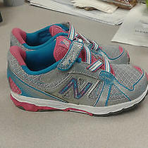 Toddler 9.5 New Balance Girls Sneakers New Photo