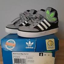 Toddler Boy Adidas Hard Court Sneakers Size 4k Photo