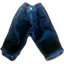 Toddler Boy Blue Corduroy Pants Bottoms 12-18 Months Baby Gap Photo