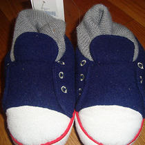 Toddler Boy's Baby Gap Slipppers Booties Size Small 5 6 New With Tags Nwt Photo