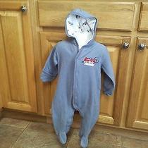 Toddler Boy's Bloomie's Baby Outdoor Jumper-Size 9 Months Photo