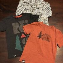 Toddler Boy Shirts 4t and Xxs Baby Gap Rei Photo
