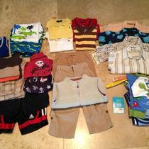 Toddler Boys Clothes Lot 22 Pc. Size 18 Mth- 2t. Gap Polo Cubavera. Some Nwt Photo
