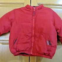 Toddler Boys' Size 2xl Red Lined Zip-Front Coat - Baby Gap Photo