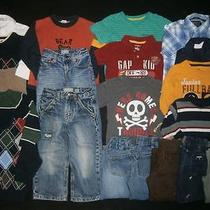 Toddler Boys Size 3t  Fall & Winter Clothing Lot  Outfits Sets Mix-N-Match Photo