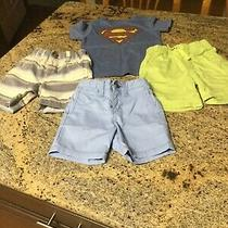 Toddler Boys Summer Shorts Baby Gap Old Navy & Gymboree 2t & Old Navy Top 3t Photo