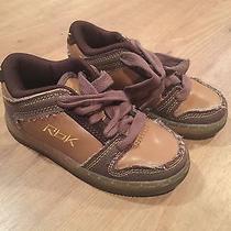 Toddler Brown Reebok Size 11 Brown  Photo