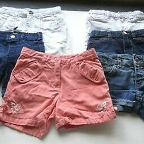 Toddler Girls Shorts Lot of 6 Size 3tgaplevi'sdkny Photo