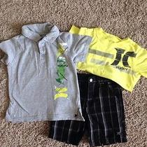 Toddler's 3-Piece Hurley Set 3t Photo