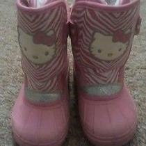 Toddler Snow Boots Photo