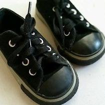Toddler Suede Converse 5c  Photo