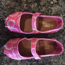 Toddler Toms Size 7 Photo