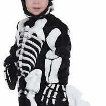 Toddlers Stegosaurus Dinosaur Skeleton Fossil Halloween Costume 2-4t Ur25872 Photo